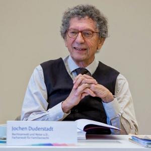 Jochen Duderstadt - Rechtsanwalt